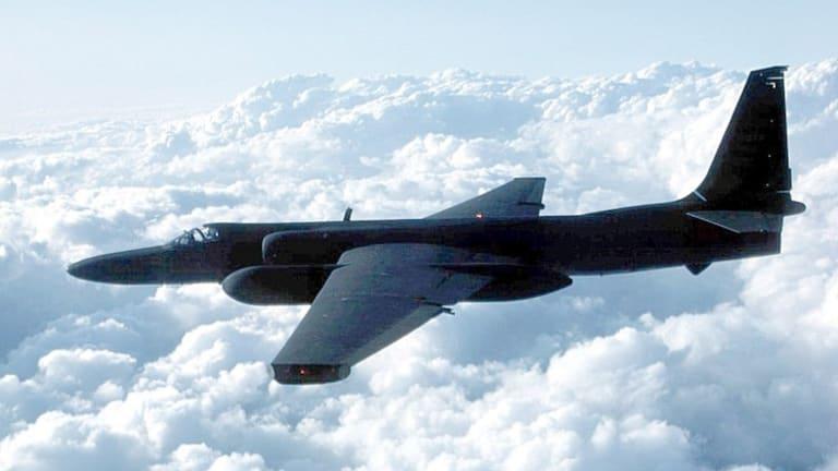 Air Force Flies U-2 Spy Plane With AI-Enabled Copilot