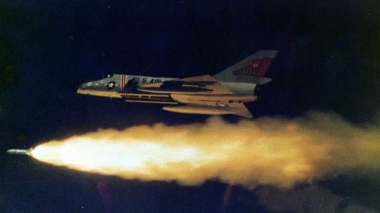 The U.S. Air Force Tried Turning Nuclear Rockets Into Cluster Bombs