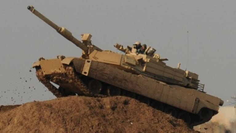 Army Builds Robot Attack Tanks and Ground War Drones