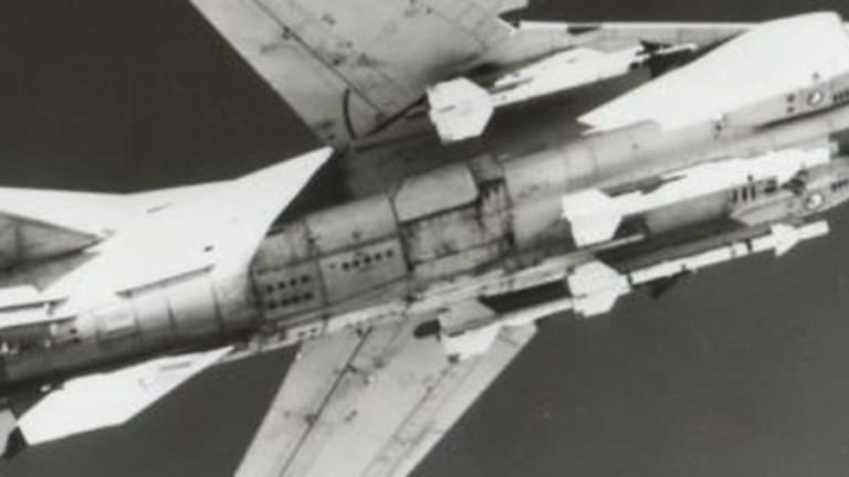 The KGB Shipped a Sidewinder Missile by Mail to Moscow
