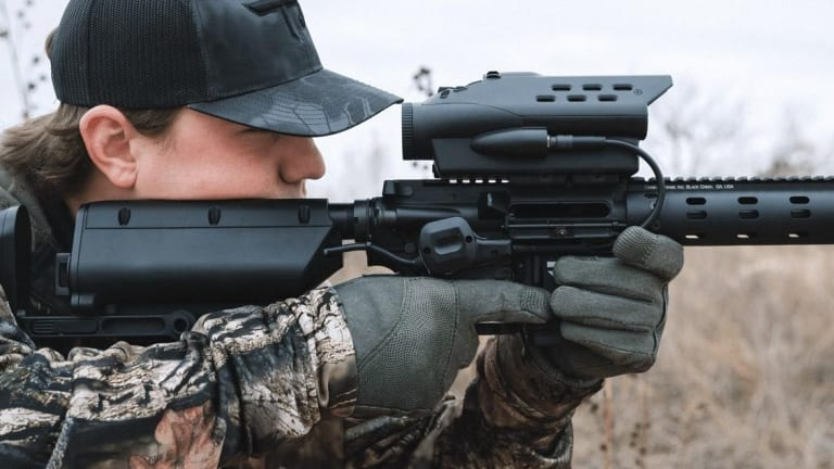Computer-Guided Gun? This AR-15 Uses Tank Tech to Hit Difficult Targets