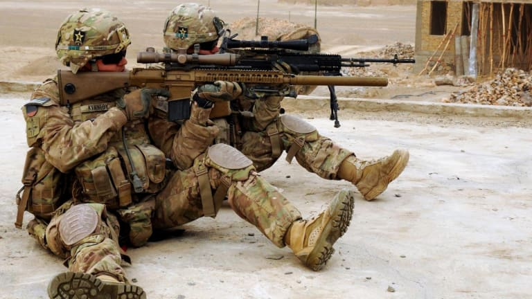 These 5 Sniper Rifles Can Turn a Soldier Into the Ultimate Weapon of War