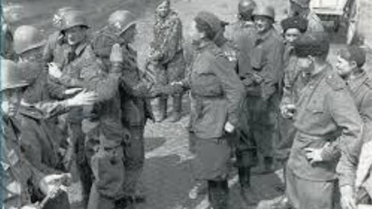 Elbe Day: The Day the Allies Cut Nazi Germany in Two