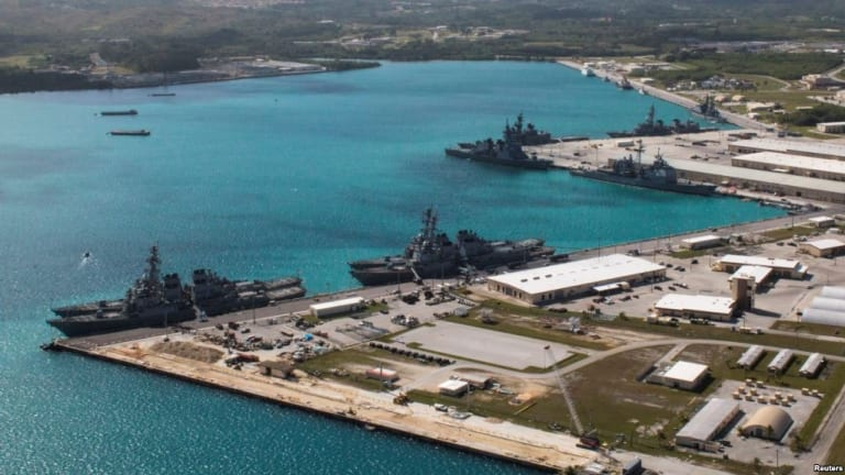 Can the U.S. Defend its Bases in the Pacific Against Chinese Attacks?