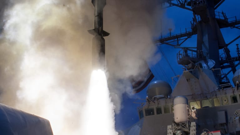 Pentagon Aims For A Larger Arsenal Of Long-Range Weapons