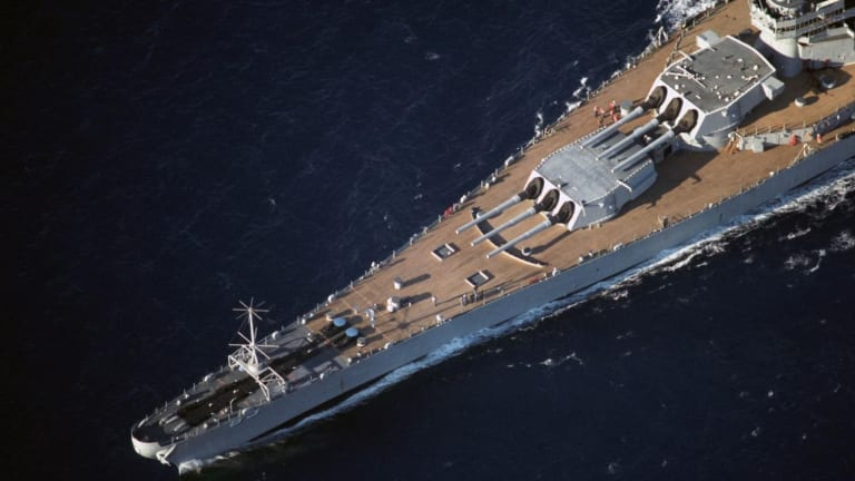 5 Times Crews of the Deadliest Warships Decided to Revolt