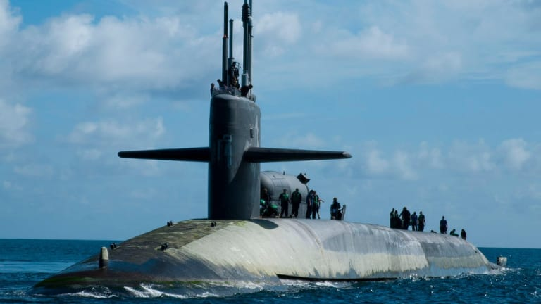 """Citing Threats, Navy Fast-Tracks """"On-Time"""" Delivery of Nuclear-Armed Columbias"""