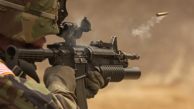 Army Develops Plans For the Future of its M4 Rifle