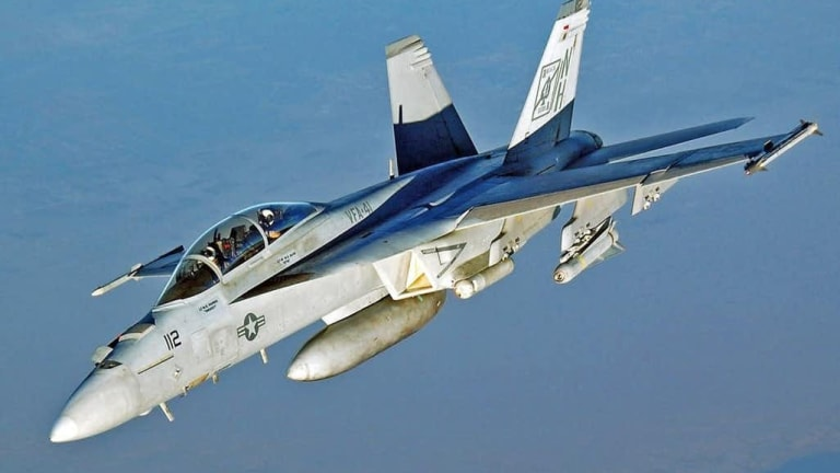 Would the Block III Super Hornet Survive the Chinese J-20 or Russian PAK-FA