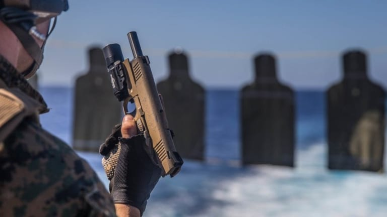 Which Sidearms Have Been the Best for the US Military?