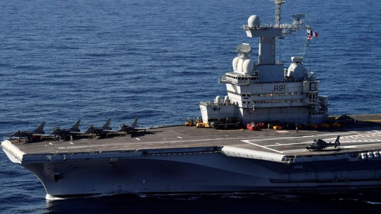 These are the Five Worst Aircraft Carriers of All Time