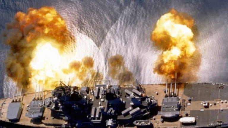 The Battlecarrier Was Part Battleship, Part Aircraft Carrier
