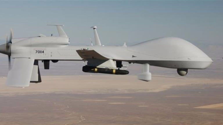 Army Pursues New High-Tech Weapon for Gray Eagle Drone Warfare