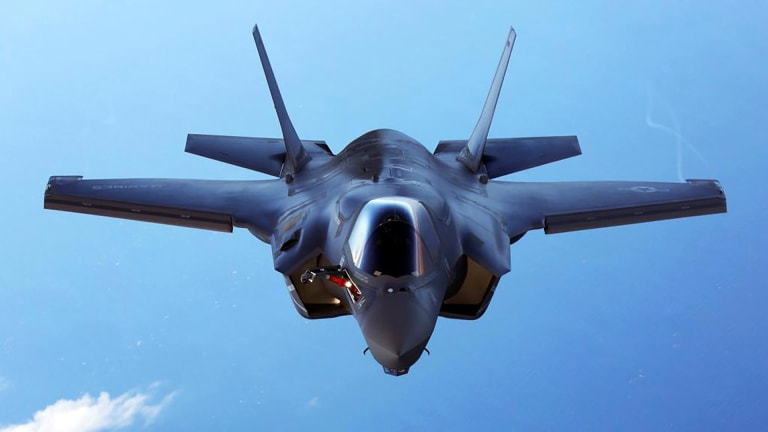 The US F-35 Enters Combat for First Time - Attacks Taliban