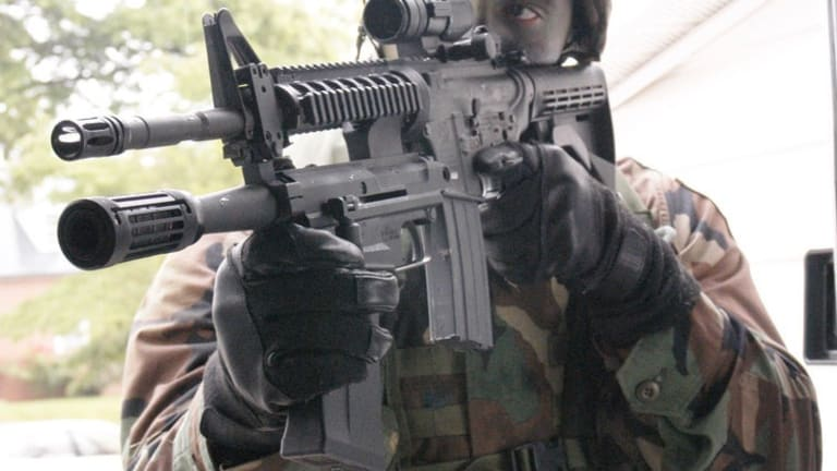 Here is Every Weapon the U.S. Army Issues Its Soldiers
