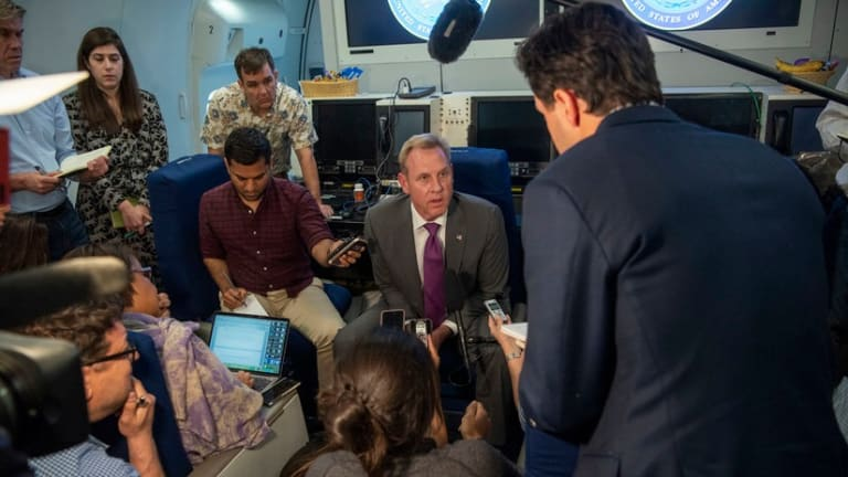 U.S. Actions Deterred Attacks on Americans in Iraq, Shanahan Says