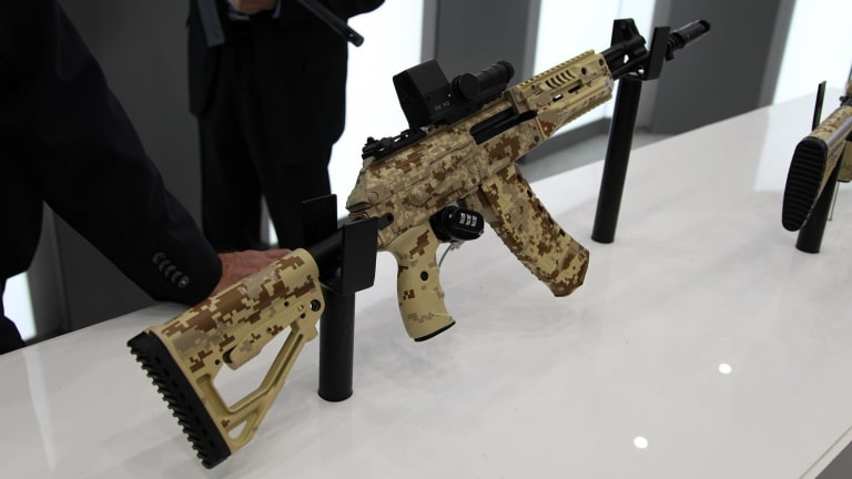 The Strange Story of the AK-12 Rifle