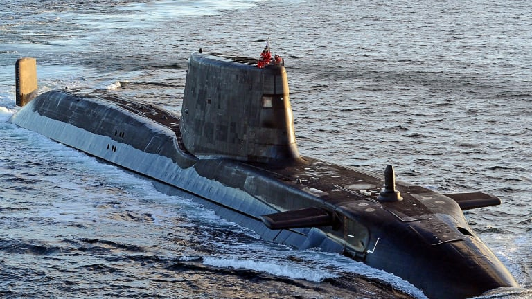The Astute Class Submarine: The Biggest Threat to the Russian Navy?