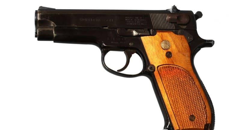 The U.S. Navy SEALs Loved This Gun