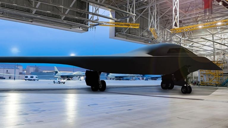 Air Force May Buy 180 New B-21 Stealth Bombers