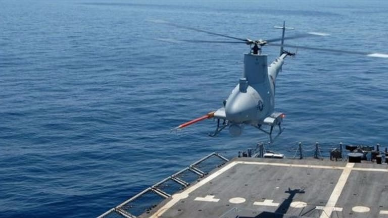 New Navy Fire Scout Drone-Mounted Mine Detector Operational- LCS