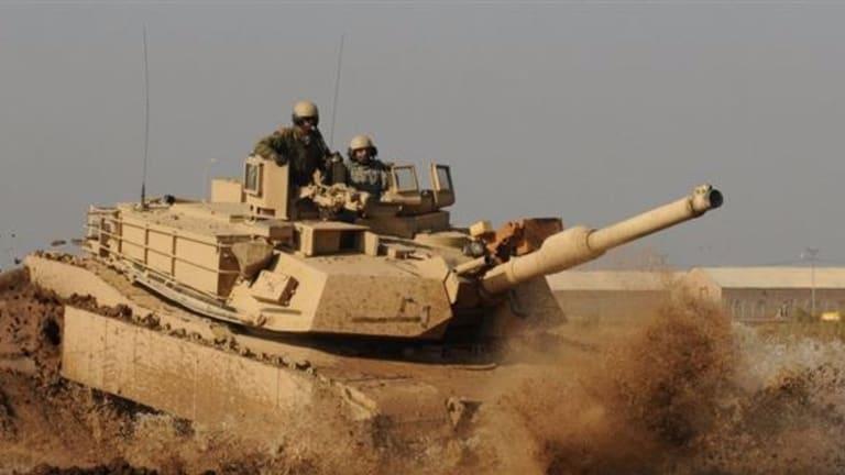 First New Army M1A2 SEP v3 Abrams Tank Arrives