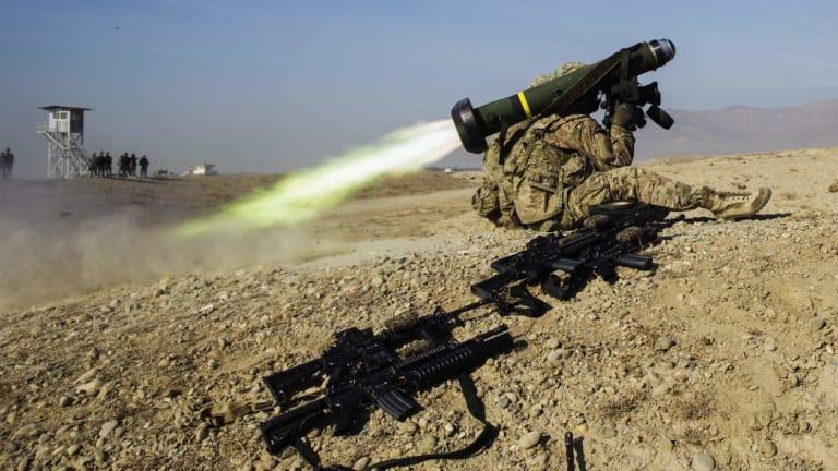 "This Is the Army's Anti-Tank ""Titan"" Robot"