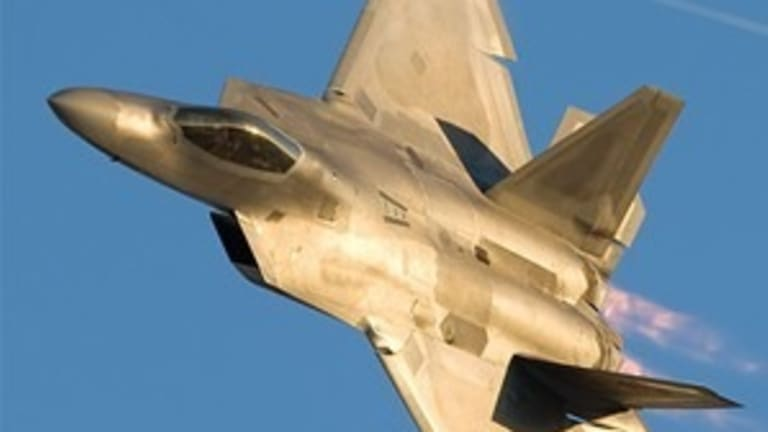 Air Force F-22 to Fire New Weapons - Upgraded AIM-9X Missile
