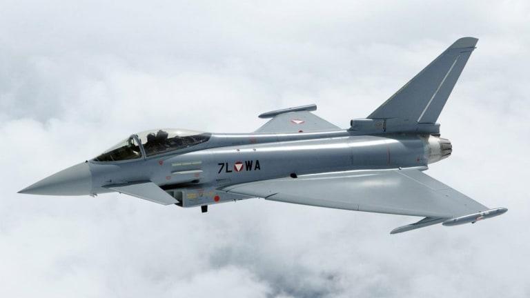 This Lethal Eurofighter Can Do Some Serious Damage