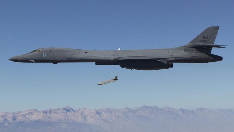 Navy Weapon Destroys Target Semi-Autonomously