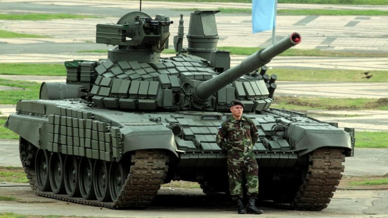 World War III: How Russia and Its Allies Planned to Crush NATO