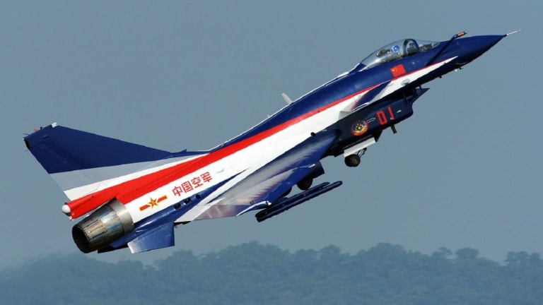 Could This 1 Chinese Fighter Jet Take on the Air Forces Best?