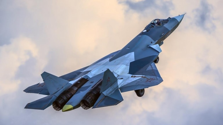 Russia Has a Stealth Fighter Problem