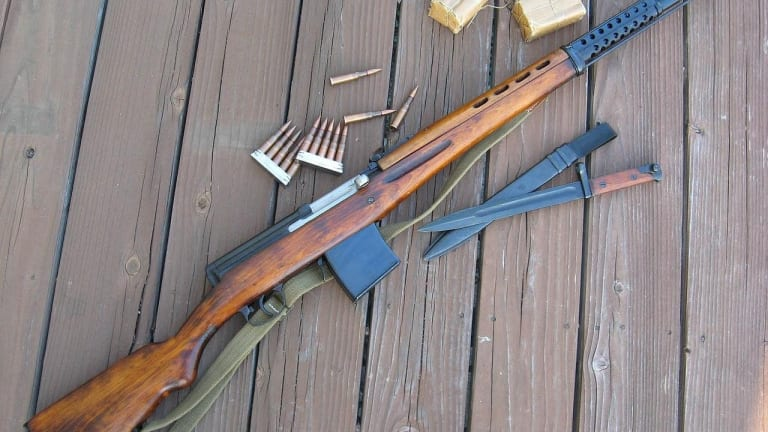 These are the Worst Russian Rifles to Ever Fire a Shot