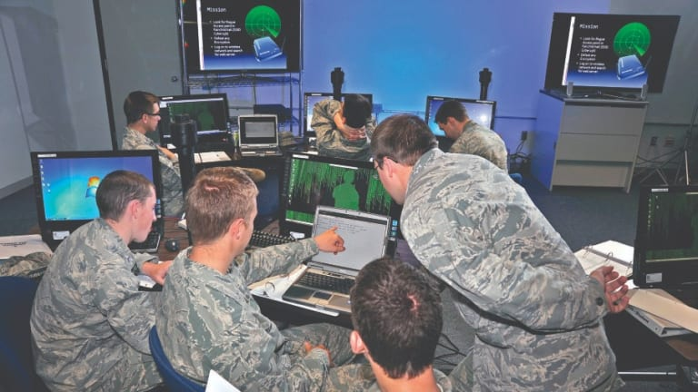 Air Force Preps for Massive Cyber Attacks on Large Weapons Systems