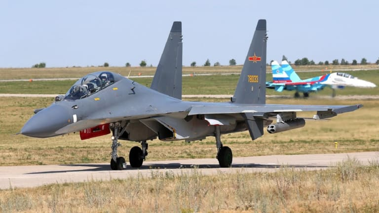 Just How Dangerous Will China's 'F-15' - the J-16 - Actually Be?