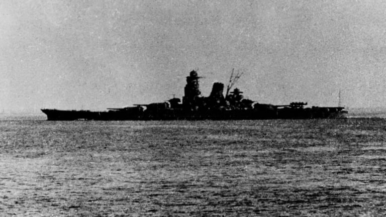 10 Torpedoes and 7 Bombs: How the Biggest Battleship Ever Died