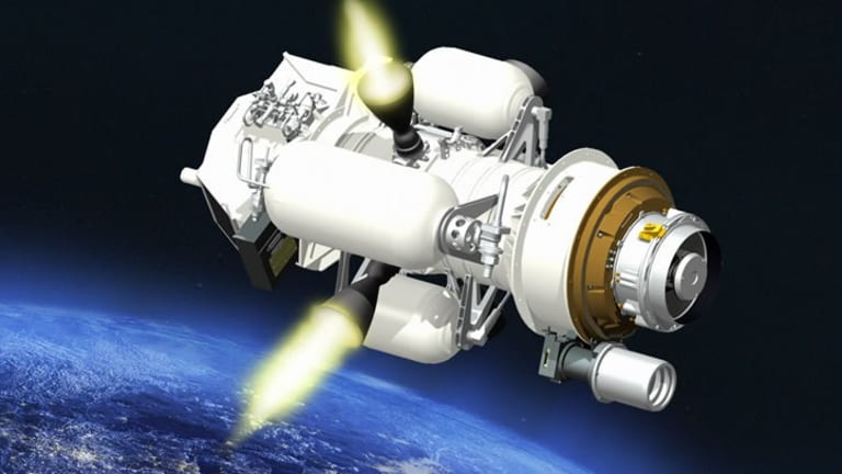 """New Pentagon Missile Defense """"Kill Vehicle"""" May Destroy Multiple ICBMs"""