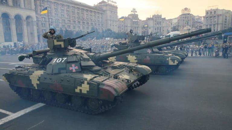 How Ukraine Upgraded Its T-64BM Bulat Tanks to Stop Russia