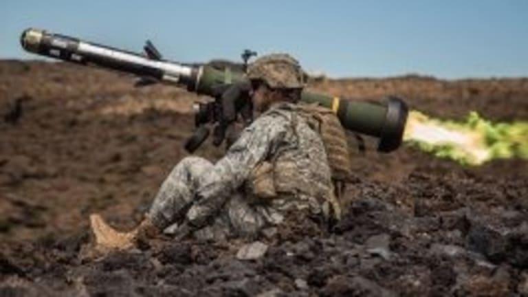 The US is sending anti-tank missiles to Ukraine