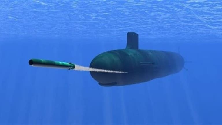 Navy Pursues New Stealthy Heavyweight Attack Torpedo