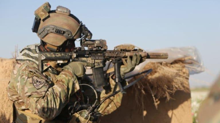 Green Berets Helping Saudi Arabia Destroy Ballistic Missiles in Yemen