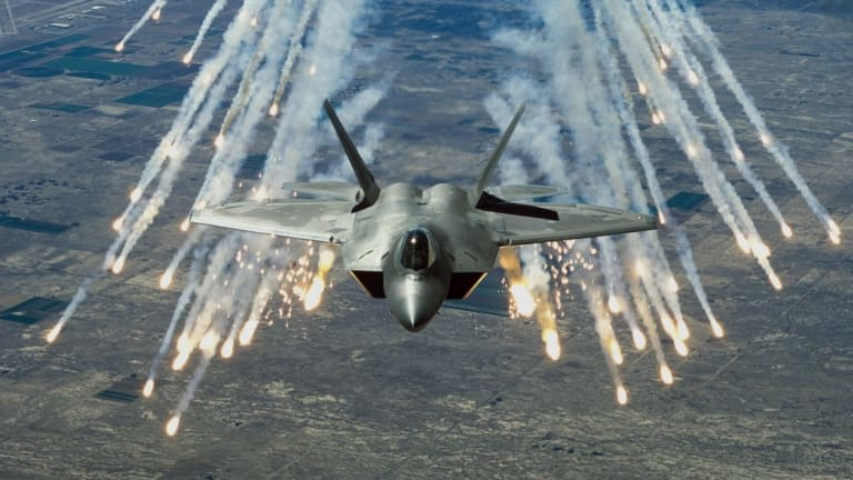 U.S. Ramps-Up Stealth Fighter Technology To Combat Chinese & Russian Firepower