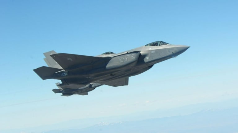 Marine and Navy F-35 Pilots Need to Use Afterburners Sparingly