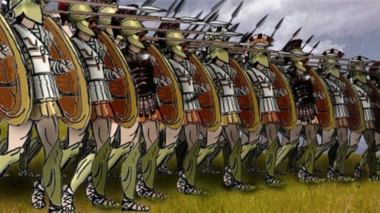 How Sparta Rose to Power