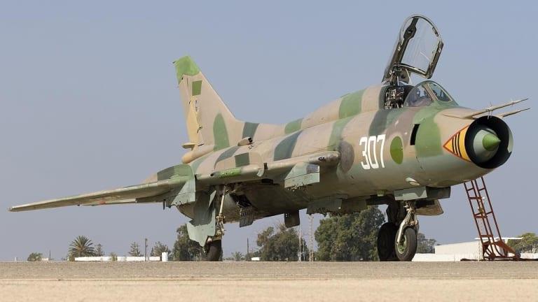 The U.S. Navy Has Battled Su-22s Since 1981