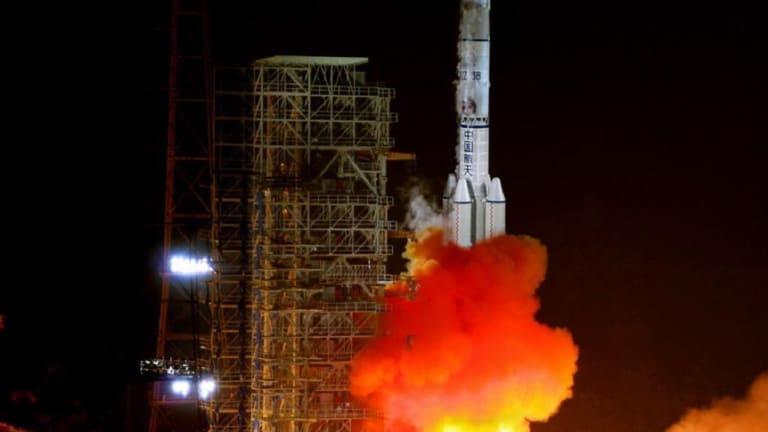 Spoiler Alert - China Seeks Space Dominance