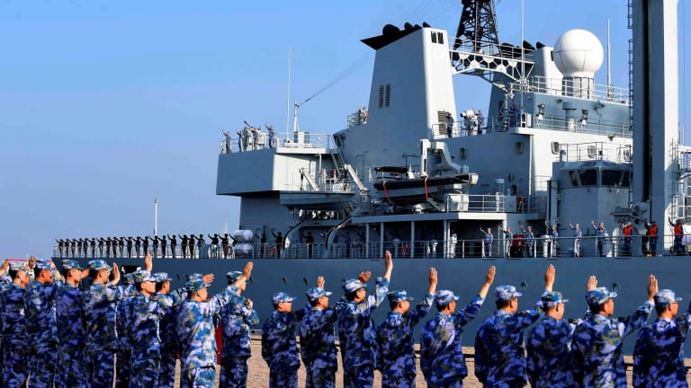 Chinese Wargame Claims China Could Dominate Taiwan Airspace in 24 hours