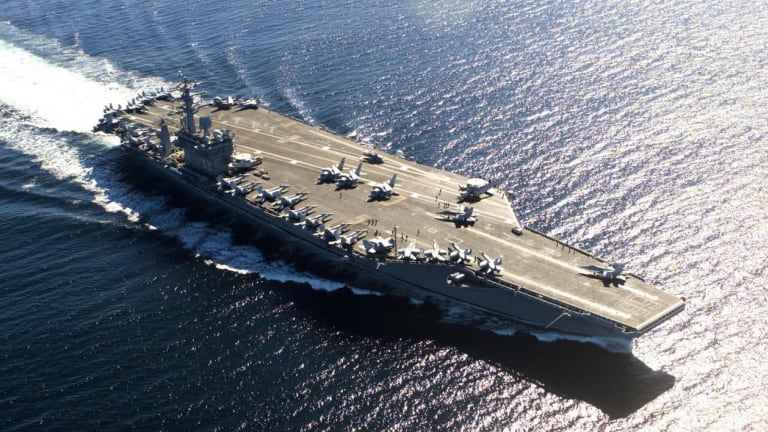 Will the Russian Navy Get a Nuclear-Powered Aircraft Carrier?