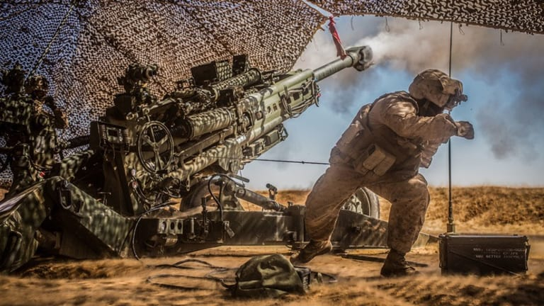 Army Breakthrough: New 155mm Artillery Round Destroys Target at 70km